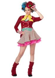 Womens Mad Hatter Halloween Costume Female Mad Hatter Costume Ideas
