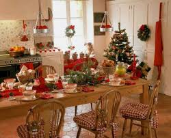 Simple Kitchen Table Decor Ideas Kitchen Table Decorating Ideas Pictures Christmas Table