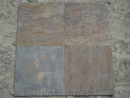 rustic slate floor tile china rust slate slabs tiles