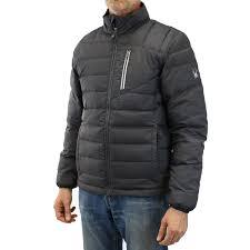 spyder dolomite novelty full zip coat down jacket mens ebay