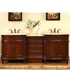 double bathroom vanity cabinet medium size of sink and cabinet