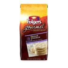 Flavored Coffee Sugar Cookie Flavored Coffee Folgers Coffee Breakfast
