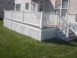 decks deck building railings sales and installation just decks toms