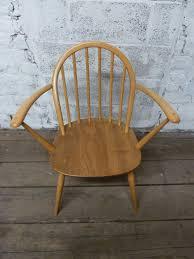 Ercol Windsor Rocking Chair Antiques Atlas Ercol Windsor 6 Bar Armchair Light Blonde