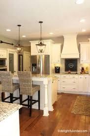 Free Kitchen Makeover - farmhouse kitchen makeover reveal big kitchen kitchens and spaces