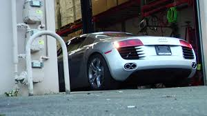 Audi R8 Upgrades - achtuning audi r8 exhaust upgrade youtube