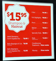 Holiday Hair Haircut Prices Affordable Professional Hair Care Services By Smartstyle Salons