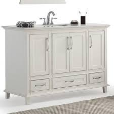 Single Bathroom Vanity by Simpli Home Ariana 48