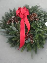 holiday wreaths pfeiffer nature center