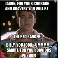 Meme Chose - how zordon chose the power rangers by justpassingthrough meme center