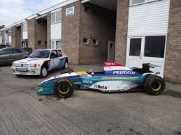 peugeot for sale canada 1995 f1 jordan peugeot v10 driven by barrichello irvine 2nd