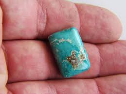 natural turquoise stone fox blue green emerald cabochon natural 31 carat a71 turquoise pro