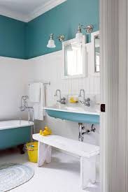bathroom small kids bathroom with nice wall decor stickers and
