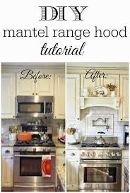 over the range microwave cabinet ideas best 25 over range microwave ideas on pinterest the stove with hood
