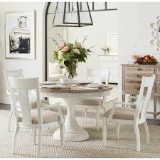 stanley furniture juniper dell 5 piece round dining table set