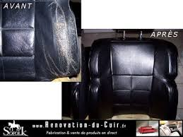 rénovation sièges auto cuir avant et arrière tous coloris sofolk