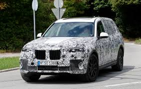 crossover cars bmw 2017 bmw x7 review top speed