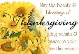 thanksgiving blessing 2017 calendars