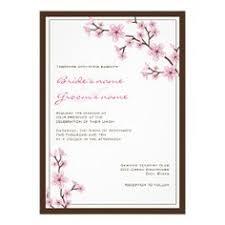 Cherry Blossom Wedding Invitations Romantic Cherry Blossom Wedding Invitation Printable Diy Spring