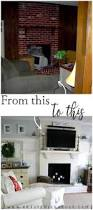 tv over fireplace ideas binhminh decoration