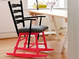 costruire sedia a dondolo come fare una sedia a dondolo