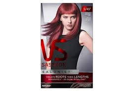 top over the counter hair color vidal sassoon salonist hair color p g everyday united states en
