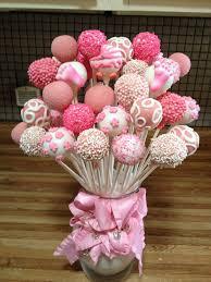 cake pop bouquet baby shower cake pop bouquet by susan oliver cake pops