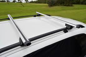 lexus rx 450h roof rack cross bars toyota kluger 03 14 aero roof rack cross bar alloy lockable 75kg