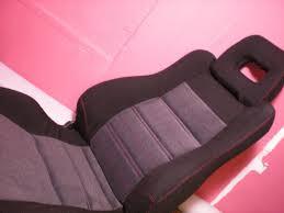 Honda Upholstery Fabric Honda Civic Si And Crx Seat Upholstery Kit Honda Tech Honda