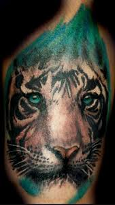 beautiful tigers design idea for and