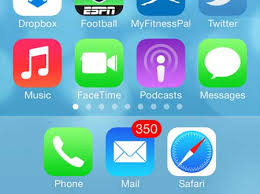 Iphone 5 Symbols On Top Bar How To Move Apps From The Bottom Of The Iphone Screen Solve Your