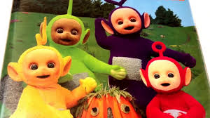 2020 Other Images Barney And by Teletubbies The Magic Pumpkin And Other Stories Animated