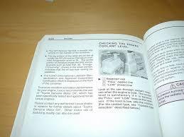 lexus rx300 user manual lexus rx300 owners manual handbook 2003 2009 rx 300 xu30