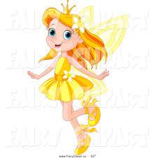 cute fairies clipart 45
