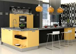 black kitchen decorating ideas yellow kitchen ideas with black decor and diy hanging ls 1644