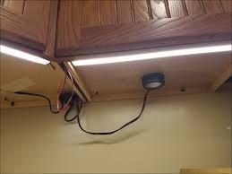 kitchen room led under cabinet lighting direct wire white led