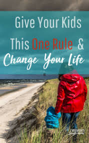 best parenting rule ever makes your life unbelievably easier