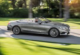 2017 mercedes benz e class convertible news reviews msrp