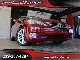 2010 lexus sedan for sale 2010 lexus es 350 ft myers fl for sale in fort myers fl stock