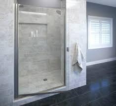 Shower Door Sweep Replacement Parts Shower Door Replacement Simplir Me