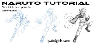 how to draw naruto by discipleneil777 on deviantart