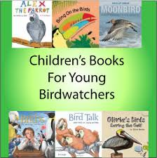 bird books for science books for