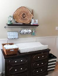 Changing Table Organizer Ideas Changing Table Storage Baskets Best 25 Changing Table Storage