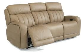 Leather Sectional Sofa With Power Recliner Leather Sofa Reclining Sectional Brown Leather Sofa And Recliner