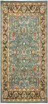 Green Persian Rug Safavieh Heritage Blue Brown Oriental Rug Hg812b
