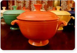 vintage pottery price guide value for original fiestaware