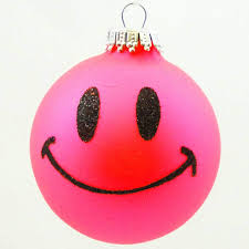 smiley face christmas decorations collection on ebay