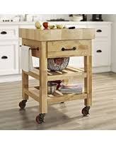 butcher block kitchen islands u0026 carts bhg com shop