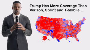 T Mobile Meme - meme jamie foxx trump has more coverage than verizon sprint and