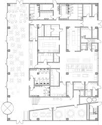 restaurant layouts floor plans gallery of roche canteen exh design 19 canteen and